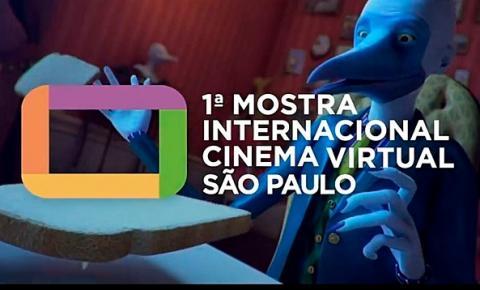 Mostra Internacional de Cinema Virtual começa hoje com filmes inéditos