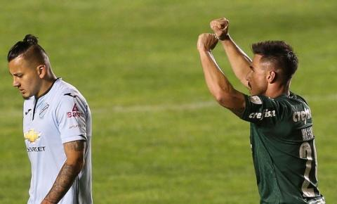 Palmeiras supera altitude de La Paz e segue 100% na Libertadores