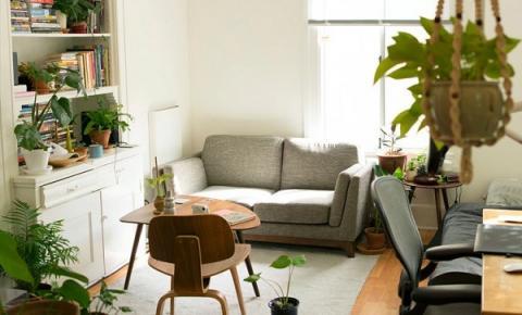Decoração sustentável: benefícios de uma casa mais verde