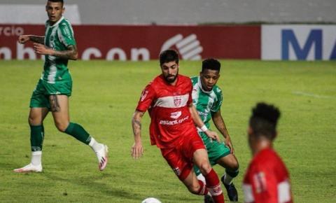 Vitória do CRB é insuficiente e Juventude segue na Copa do Brasil