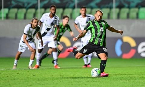 Copa do Brasil: América-MG vence Ponte Preta e avança