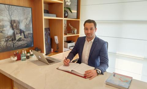 Dr. Rafael Angelim lançará livro sobre hábitos de vida saudáveis