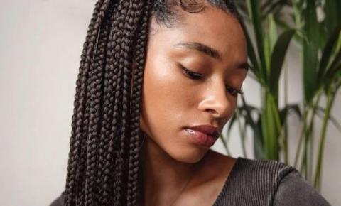 Box Braids: Como cuidar do cabelo depois das tranças sintéticas?
