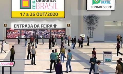 Com mais de cinco mil visitas, Feira Organiza Brasil se consolida como principal evento virtual e internacional de Organização em 2020