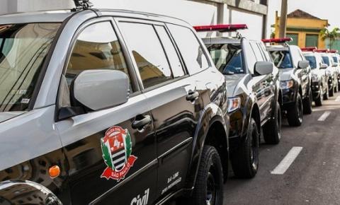 Governo anuncia a compra das primeiras 105 viaturas blindadas da Polícia Civil de SP