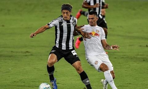 Bragantino afunda Botafogo e deixa zona de rebaixamento da Série A
