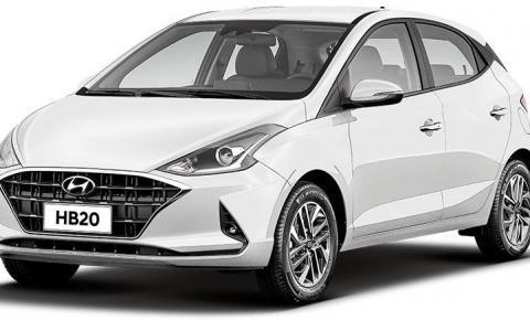 5 carros populares mais baratos para 2021