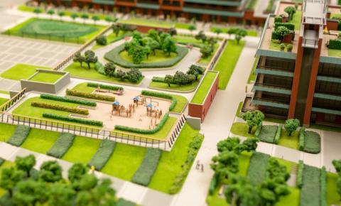 Terraços verdes: soluções simples que transformam telhados em jardins urbanos