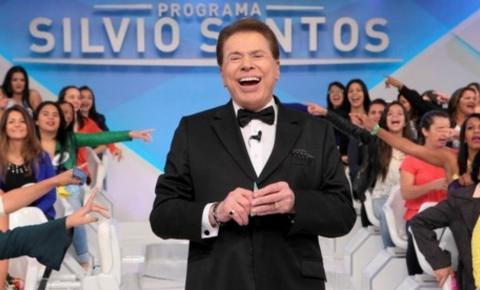 Silvio Santos completa 90 anos hoje.