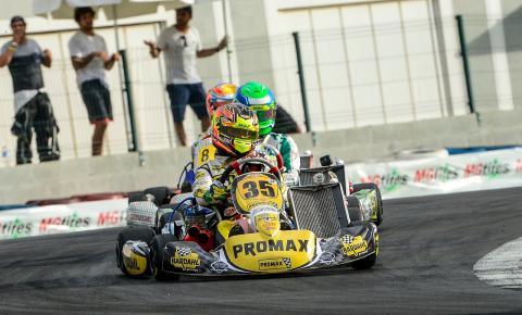 Pedro Aizza busca o título brasileiro no Speed Park, em Birigui (SP)
