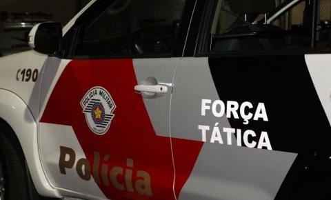 Desempregado é preso pela PM da Força Tática, por tráfico no bairro Jardim do Trevo