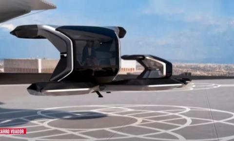 General Motors apresenta seu carro voador