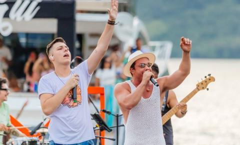 Consagrado compositor Thales Gui, se lança como cantor e chama atenção de Wesley Safadão