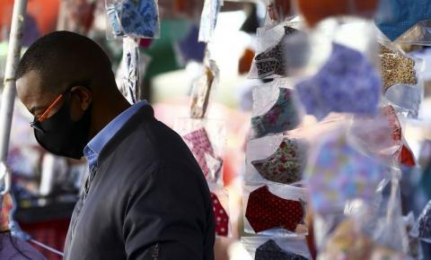 Brasil pode descartar mais de 12,7 bilhões de máscaras de tecido