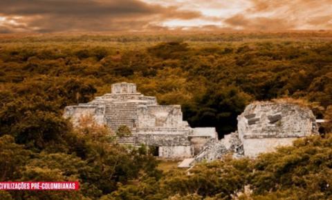Mais de 8 mil monumentos dos maias são descobertos durante obras no México