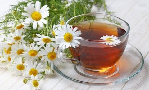 Benefícios do chá de camomila: bebida tem ação calmante