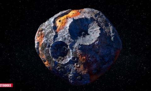 A NASA está pronta para explorar o asteroide de ouro que poderia causar colapso na economia mundial