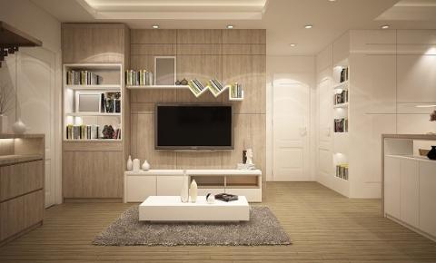 Como integrar um home theater à decoração
