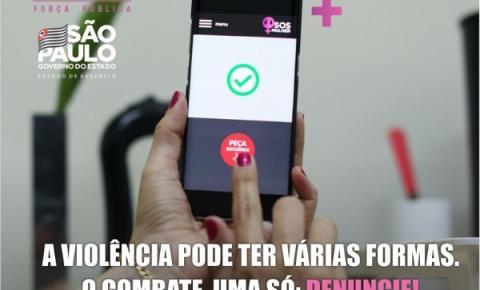 O app SOS Mulher é uma ferramenta que pode te ajudar