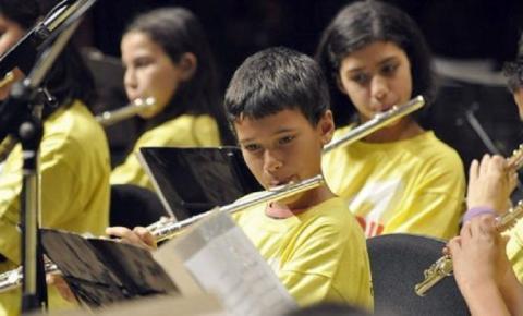 Projeto Guri promove Concurso de Composição Musical