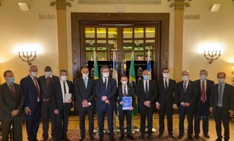 Brasil abre cooperação com Israel para pesquisas no combate à covid-19