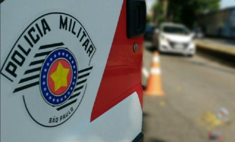 Polícia Militar prende jovem, após suspeita de tráfico no bairro TV