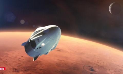 Cientista cria motor capaz de levar humanos a Marte até 10 vezes mais rápido