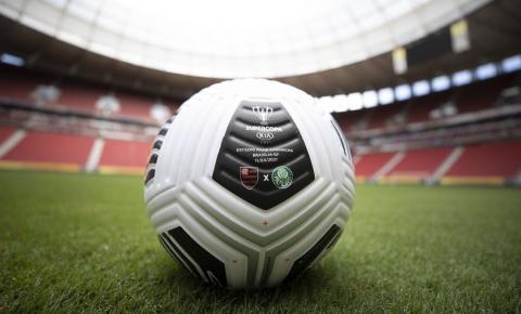 Em Brasília, Flamengo e Palmeiras decidem supercampeão do Brasil