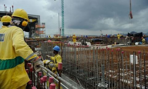Custo da construção sobe 1,45% em março, diz IBGE