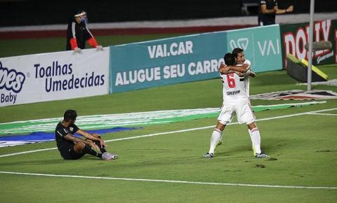 Paulista: São Paulo derrota Bragantino e segue líder no Grupo B