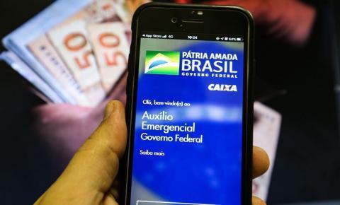 Caixa libera lote de auxílio emergencial para 206 mil pessoas