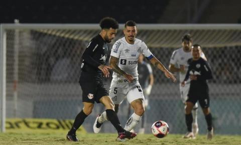 Empate classifica Bragantino às quartas do Paulista e complica Santos