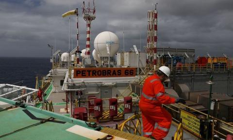 Petrobras registra queda de 5% na produção no 1º trimestre do ano