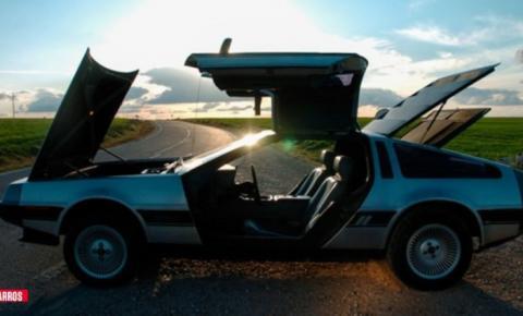 De Volta para o Futuro: DeLorean pode retornar como veículo elétrico