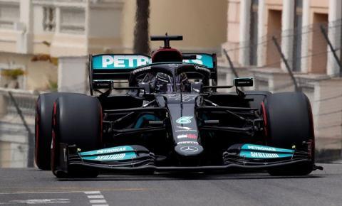 Hamilton fala duro com Mercedes após decepção em Mônaco