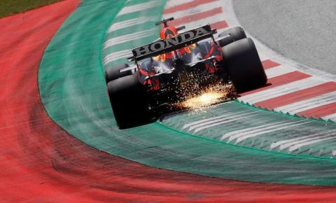 Fórmula 1: Verstappen garante pole position no GP da Estíria