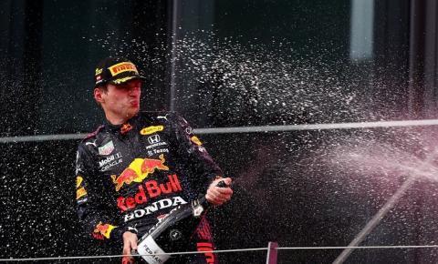 Fórmula 1: Verstappen domina no Grande Prêmio da Estíria
