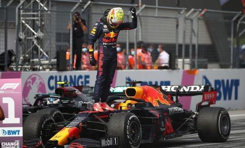 Verstappen dá grande passo com vitória no GP de Fórmula 1 da Áustria