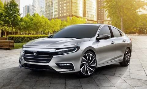 Honda Insight: um Civic que faz mais de 21 km/l
