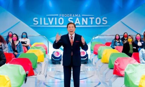 Silvio Santos está internado com covid-19