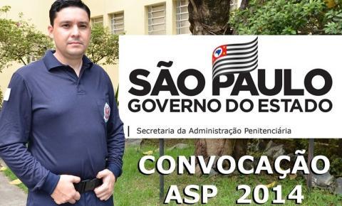 Governo de SP contrata novos Agentes de Segurança Penitenciária