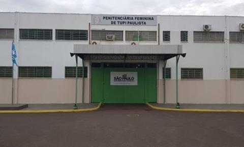 Penitenciária Feminina de Tupi Paulista completa 10 anos