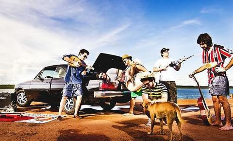 QUASE LÁ: Banda araçatubense está na final do concurso que poderá levá-la para tocar em festival na Europa