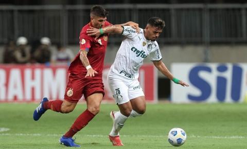 Brasileiro: Bahia e Palmeiras empatam sem gols em Salvador