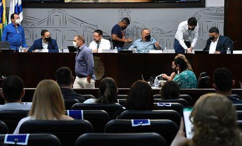 Plenário aceita duas matérias na 33ª sessão ordinária
