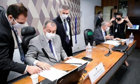 CPI da Pandemia redefine último dia de depoimentos na semana que vem