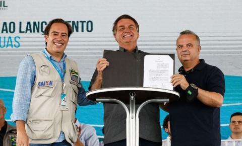 Começa Jornada das Águas com R$ 5,8 bilhões para revitalizar bacias