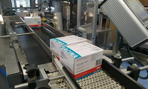 Fiocruz entrega mais 2,1 milhões de doses da vacina de covid-19