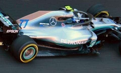 Bottas termina os testes em Barcelona como o mais rápido