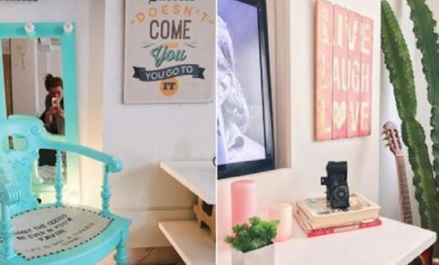 Busque inspiração nas youtubers para decoração